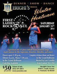 1st ladies jan 2015