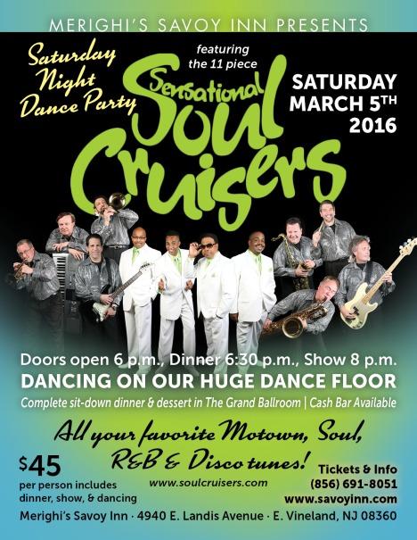 soul cruisers flyer 2016